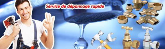 Canalisations, chauffe-eau, sanitaires: contactez un plombier en cas de problème!