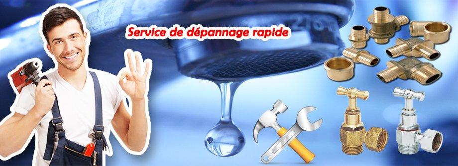 Notre service de dépannage rapide en plomberie couvre tous les arrondissements de Paris