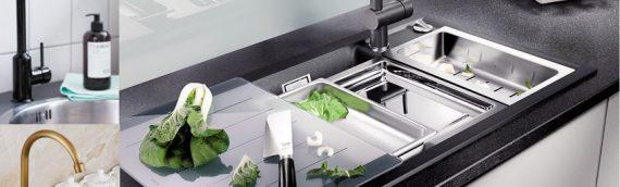 Plombier paris : La plomberie dans la cuisine